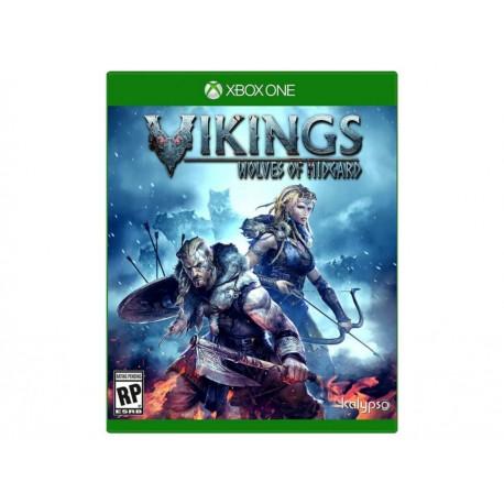 Xbox One Vikings Wolves of Midgard - Envío Gratuito