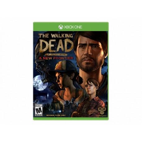 Xbox One The Walking Dead A New Frontier - Envío Gratuito