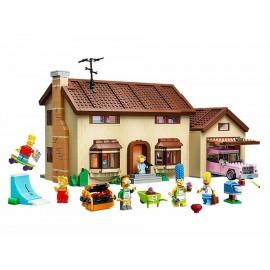 Casa de Los Simpsons Lego - Envío Gratuito