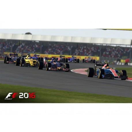 F1 2016 XBOX ONE - Envío Gratuito