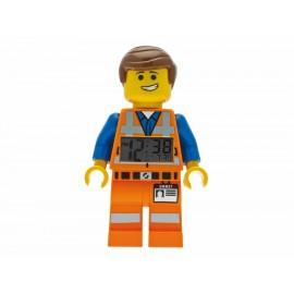 Reloj despertador Lego Movie 9009945 Emmet - Envío Gratuito