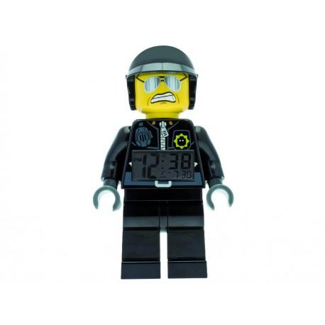 Reloj despertador Lego Movie 9009952 Bad Cop - Envío Gratuito