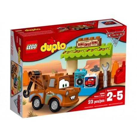 Cobertizo de Mate Lego Duplo - Envío Gratuito