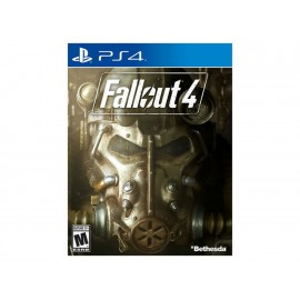 PlayStation 4 Fallout 4 - Envío Gratuito