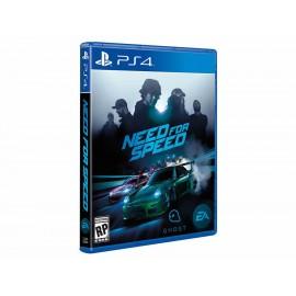 PlayStation 4 Need For Speed - Envío Gratuito