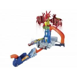 Pista Hot Wheels Dragón Explosivo - Envío Gratuito