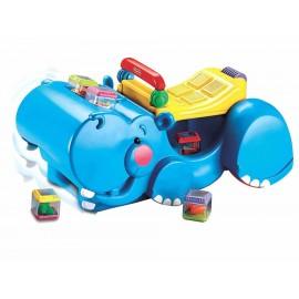 Mattel Fisher Price Hipopótamo Andadera Montable - Envío Gratuito