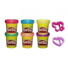 Play Doh Set de Masillas y Cortadores - Envío Gratuito