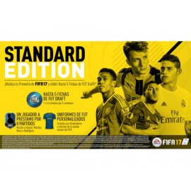 FIFA 17 PlayStation 3 - Envío Gratuito