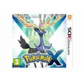 Pokemon X Nintendo 3DS - Envío Gratuito