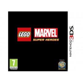 3DS Lego Marvel Súper Héroes Nintendo 3DS - Envío Gratuito