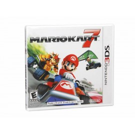 Mario Kart 7 Nintendo 3DS - Envío Gratuito