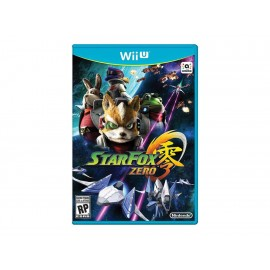 Star Fox Zero Wii U - Envío Gratuito