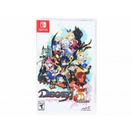 Disgaea 5 Complete Nintendo Switch - Envío Gratuito