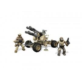 Vehículo Antiaéreo Mega Bloks Call of Duty - Envío Gratuito