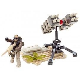 Mega Bloks Set de Figuras con Vehículos - Envío Gratuito
