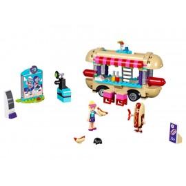 Lego Parque de Diversiones: Camión de Hot Dog - Envío Gratuito