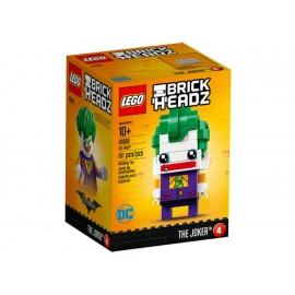 Figura armable BrickHeadz DC Lego The Joker - Envío Gratuito