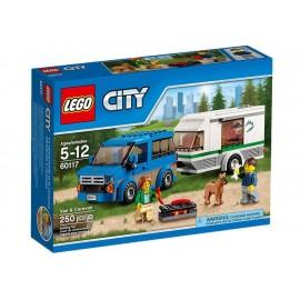 Lego Camioneta y Caravana - Envío Gratuito