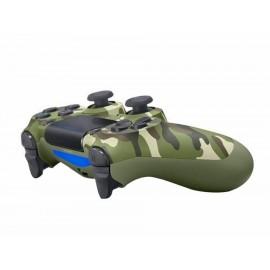 PlayStation 4 DualShock Green Camouflage - Envío Gratuito