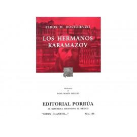 Los Hermanos Karamazov - Envío Gratuito