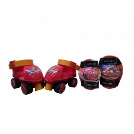 Goplas Patín Preescolar de Cars - Envío Gratuito