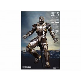 Hot Toys Figura de Iron-Man Mark XXIV - Envío Gratuito