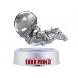 Beast Kingdom Marvel Floating Iron Man Mark II - Envío Gratuito