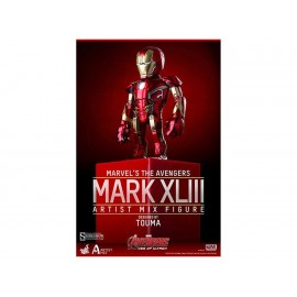 Hot Toys Figura de Iron-Man Mark XLIII - Envío Gratuito