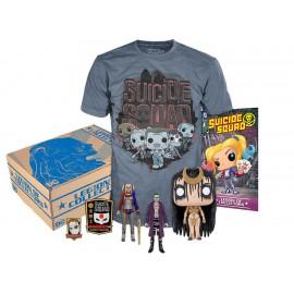 Kit de Artículos Coleccionables Funko Suicide Squad - Envío Gratuito