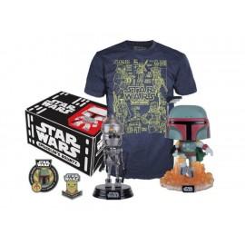 Kit de Artículos Coleccionables Funko Star Wars Bounty Hunters - Envío Gratuito