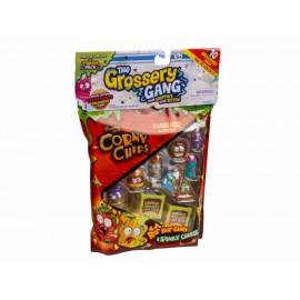 Paquete con 10 Figuras coleccionables de Grossery Gang - Envío Gratuito