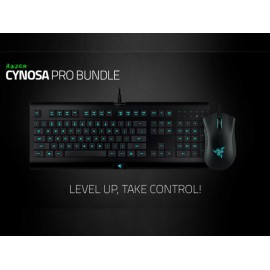 Razer RZ84 01470100 B3M1 Bundle Teclado Mouse Cynosa Pro - Envío Gratuito