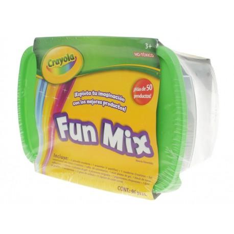 Crayola Set Escolar Fun Mix 96 Piezas - Envío Gratuito