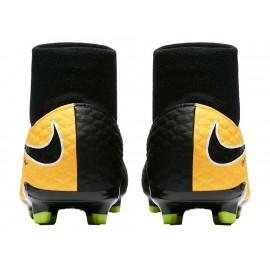 Tenis Nike Hypervenom Phelon III FG para niño - Envío Gratuito