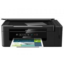 Impresora Epson Multifuncional L395 Ecotank Negro - Envío Gratuito