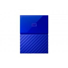 Western Digital My Passport Disco Duro 3 TB Azul - Envío Gratuito