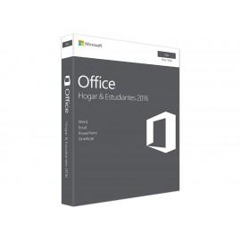 Microsoft Office Hogar y Estudiantes 2016 PC - Envío Gratuito