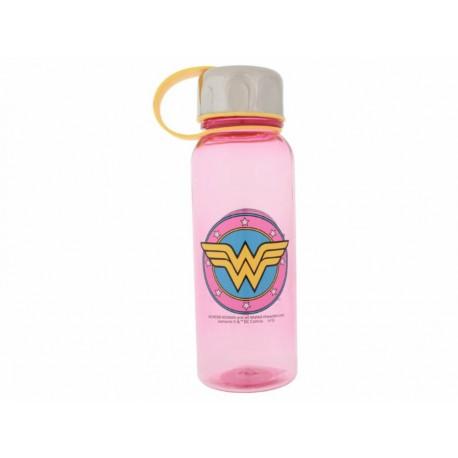 Siglo XXI Botella para Agua Mujer Maravilla Rosa - Envío Gratuito