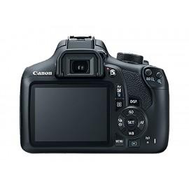 Kit de Cámara Canon, Eos Rebt6 EF-S 18-55MM EF 55-250MM - Envío Gratuito