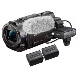 Kit Videocámara Sony Handycam FDR-AX33 - Envío Gratuito