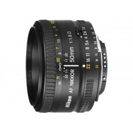 Nikon Lente Af Nikkor 50Mm F/1.8D - Envío Gratuito