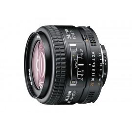 Nikon Lente Nikkor 24 milínetros F/2.8 D - Envío Gratuito