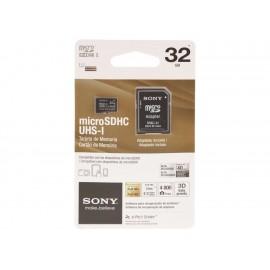 Sony Memoria Micro SD 32GB Clase 10 - Envío Gratuito