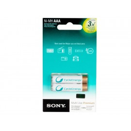 Sony Baterías Recargables AAA - Envío Gratuito
