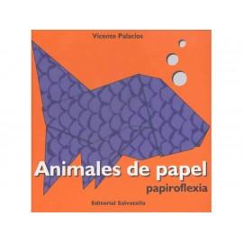 ANIMALES DE PAPEL - Envío Gratuito