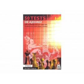 50 Tests de Ajedrez - Envío Gratuito
