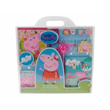 Lucky Clover Set Escolar de Arte Peppa Pig - Envío Gratuito