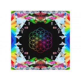 Coldplay A Head Full of Dreams CD - Envío Gratuito