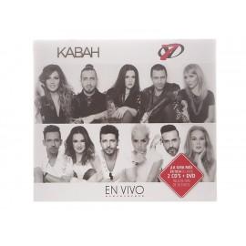 Kabah OV7 En Vivo CD+DVD - Envío Gratuito